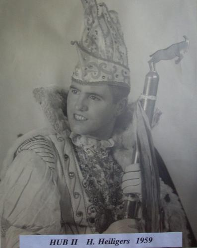 1959 - Hub II Heiligers †