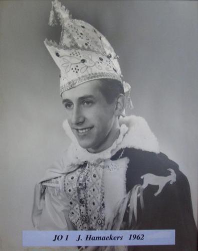 1962 - Jo I Hamekers
