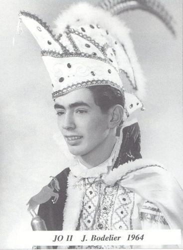 1964 - Jo II Bodelier