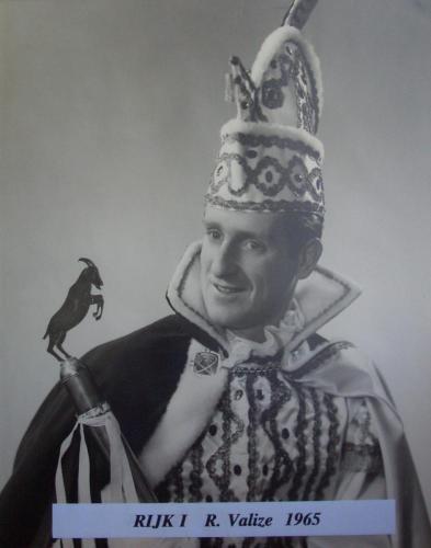 1965 - Rijk I Valize