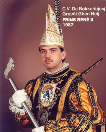 1987 - René II Rugl