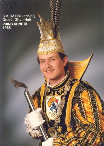 1988 - René III Osterlitz