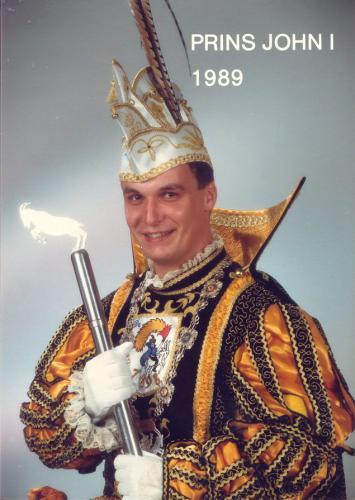 1989 - John I Tumulero