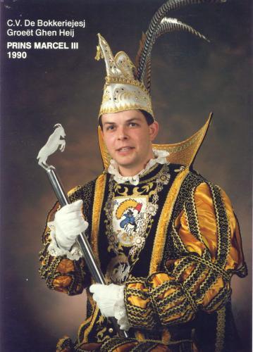 1990 - Marcel III Vlimmeren