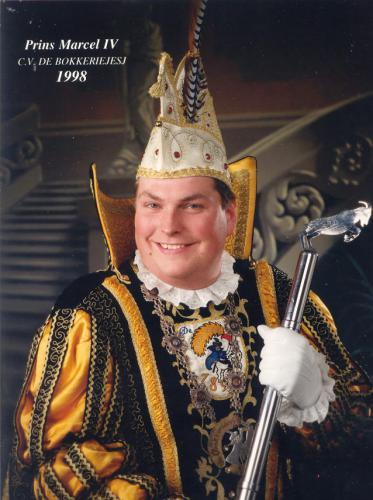 1998 - Marcel IV Van Dalfsen