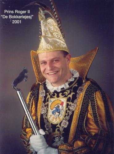 2001 - Roger II Janssen