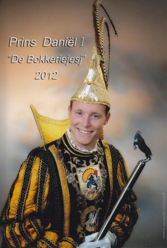 2012 - Daniel I Grachten