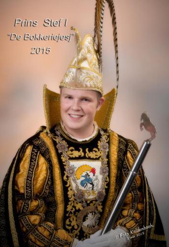 2015 - Stef I Hazen